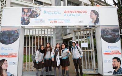 Estudiante UPLA: Trabaja con nosotros. Resultados 2019