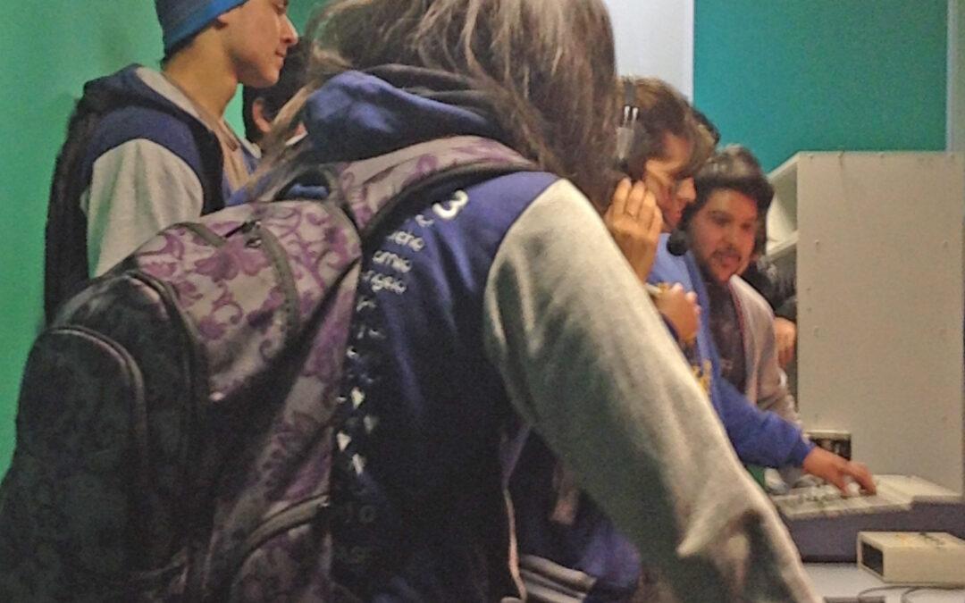 UPLA recibió a alumnos del Liceo San Isidro de La Cruz