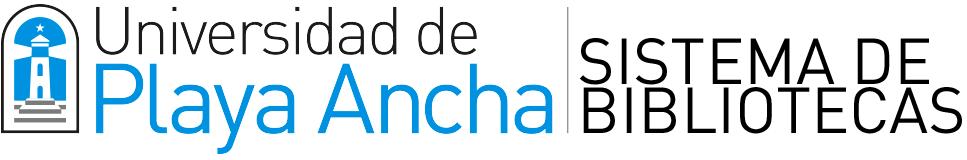 Logo Sistema de Bibliotecas Universidad de Playa Ancha (SIBUPLA)