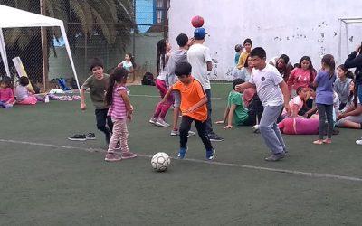"""Parte """"Escuela de Verano 2020"""" para hijos menores de los asociados"""