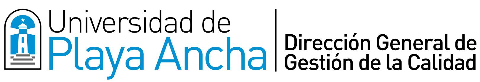 Universidad de Playa Ancha - Dirección General de Gestión de la Calidad
