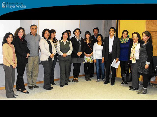 DIRGECAL realiza taller de inducción para proceso autoevaluativo a Pedagogía en Química y Ciencias