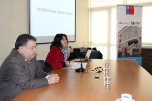 Coordinadores de postgrado UPLA se interiorizan sobre acreditación