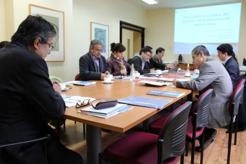 Rectoría comienza difusión de resultados del proceso de autoevaluación institucional