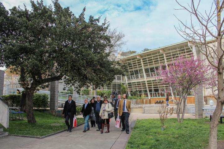 Pares Evaluadores Externos visitaron  carrera de Pedagogía en Biología y Ciencias