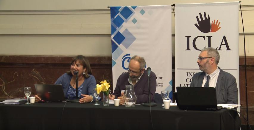 Directora DIRGECAL participa en Seminario Internacional sobre Evaluación de la Calidad de la Educación Superior realizado en la Universidad Nacional de Rosario (UNR), Argentina