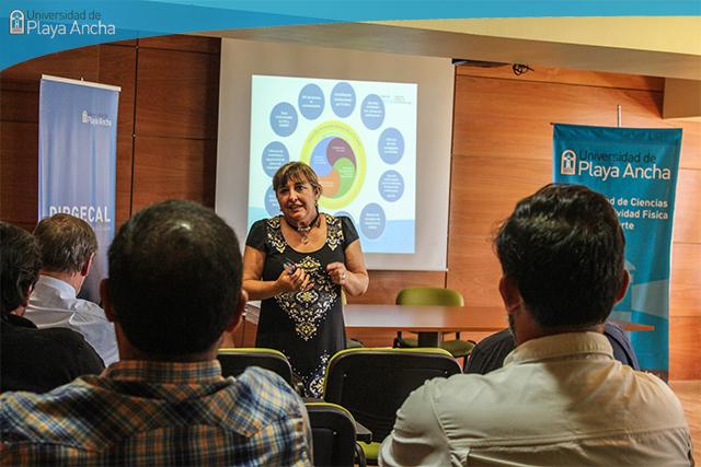 DIRGECAL continúa jornadas de información para aportar al desarrollo de una cultura de calidad en la Facultad de Humanidades, Facultad de Ciencias de la Actividad Física  y del Deporte y Campus San Felipe