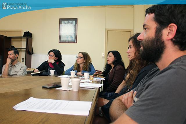 Magíster en Gestión Cultural realiza jornadas de evaluación de su oferta académica
