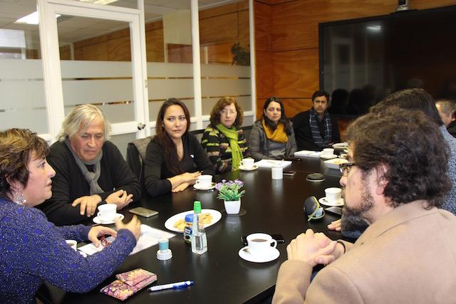 Pedagogía en Historia y Geografía sella compromiso de trabajo con Dirgecal