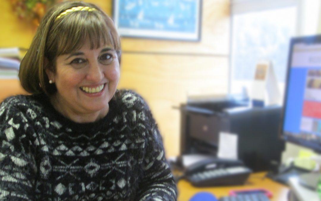"""Dra. Teresa Bruna Valiente: """"La Calidad en la UPLA es transformación social"""""""