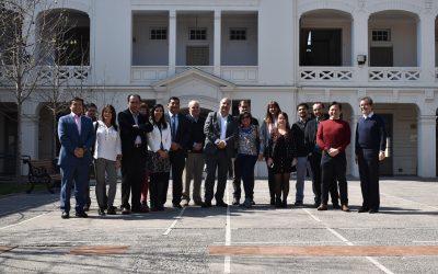Red de Calidad del CUECH se reunió para constatar los avances en el Plan de Trabajo 2019-2020