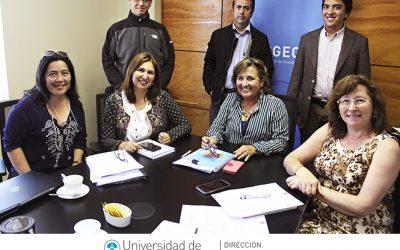 Instituto Tecnológico de la UPLA coordina con equipo de la DIRGECAL sus procesos de autoevaluación para la mejora continua