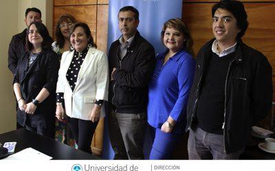 DIRGECAL y Coordinación Institucional de Seguimiento del Egresado continúan trabajo colaborativo para aportar a la mejora continua