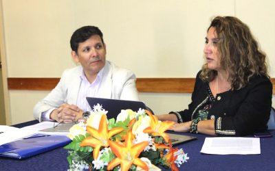 Comunidad educativa de Pedagogía en Castellano fortalece proceso de autoevaluación
