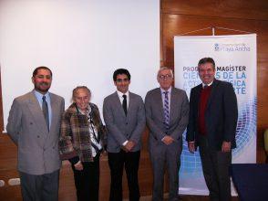 Dr. Sergio Fernández U., Dra. Ph-D. Nelly Orellana A., Mg. Pablo Bahamondes V., Dr. Miguel Cornejo A., Dr. Nelson Castillo