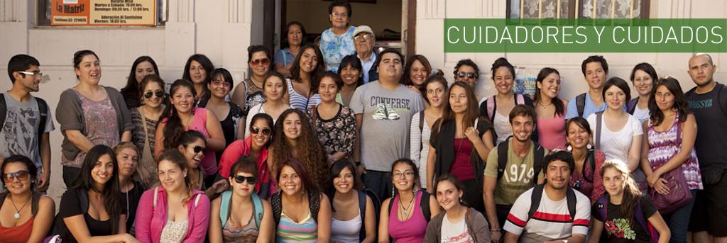 Universidad de Playa Ancha - Facultad de Ciencias de la Salud - Cuidadores y Cuidados