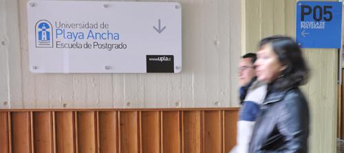 UPLA recibe a pares evaluadores para primeras acreditaciones de programas de postgrados