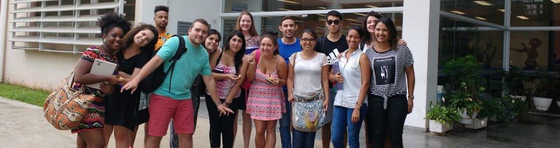 Estudiantes UPLA realizaron pasantía en Universidad de Sao Paulo