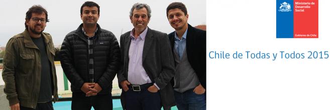 Universidad de Playa Ancha - Facultad de Ciencias Sociales - Chile de todos y todas
