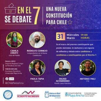 Debate en el 7