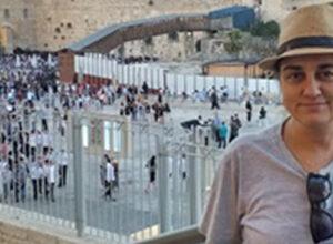 Deborah Bechan - Periodista UPLA en Israel