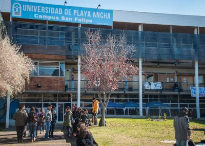 Universidad de Playa Ancha - Campus San Felipe