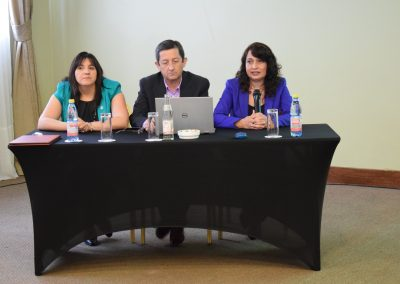 En la UPLA, universidades estatales lanzaron productos de su colaboración