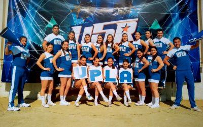 Lobos UPLA Cheerleading: Ejemplo de motivación, esfuerzo y perseverancia