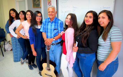 Estudiantina Oficial UPLA se prepara para este 2019 e invita a las féminas a integrarse al elenco