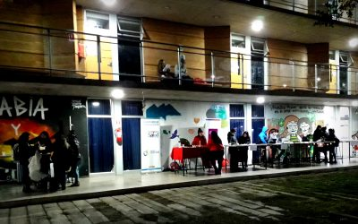 Campus San Felipe UPLA participó activamente en Feria del Autocuidado de la DGDE