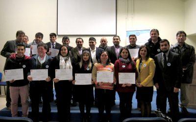 Estudiantes UPLA colaboraron en curso de especialización en deporte formativo en Quillota