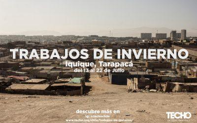 Techo Chile invita a los estudiantes de la UPLA a sumarse a sus Trabajos de Invierno en Iquique