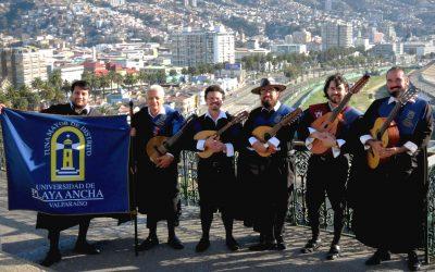 Tuna Mayor de Distrito UPLA celebrará sus 27 años en el Teatro Municipal de Valparaíso