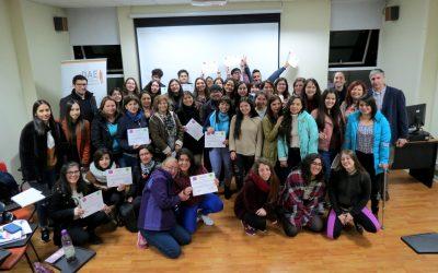 Red PRES y Senda Valparaíso capacitaron a estudiantes en estrategias preventivas para abordar consumo de alcohol y drogas