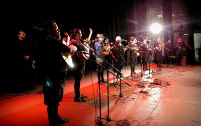 Imágenes: XXVII Aniversario Tuna Mayor de Distrito UPLA en Teatro Municipal de Valparaíso