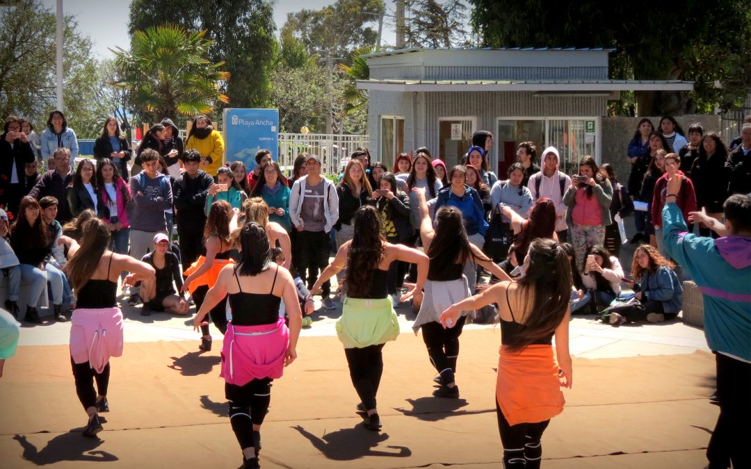 UPLA recibió a 2 mil escolares en jornada de Puertas Abiertas 2019