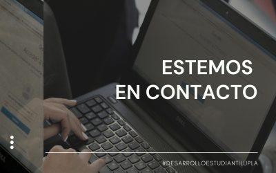 DGDE informa contactos para consultas