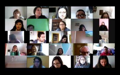 Programa Alerta CRUV capacitó a profesionales de la Escuela República Argentina en Afectividad y Educación Sexual