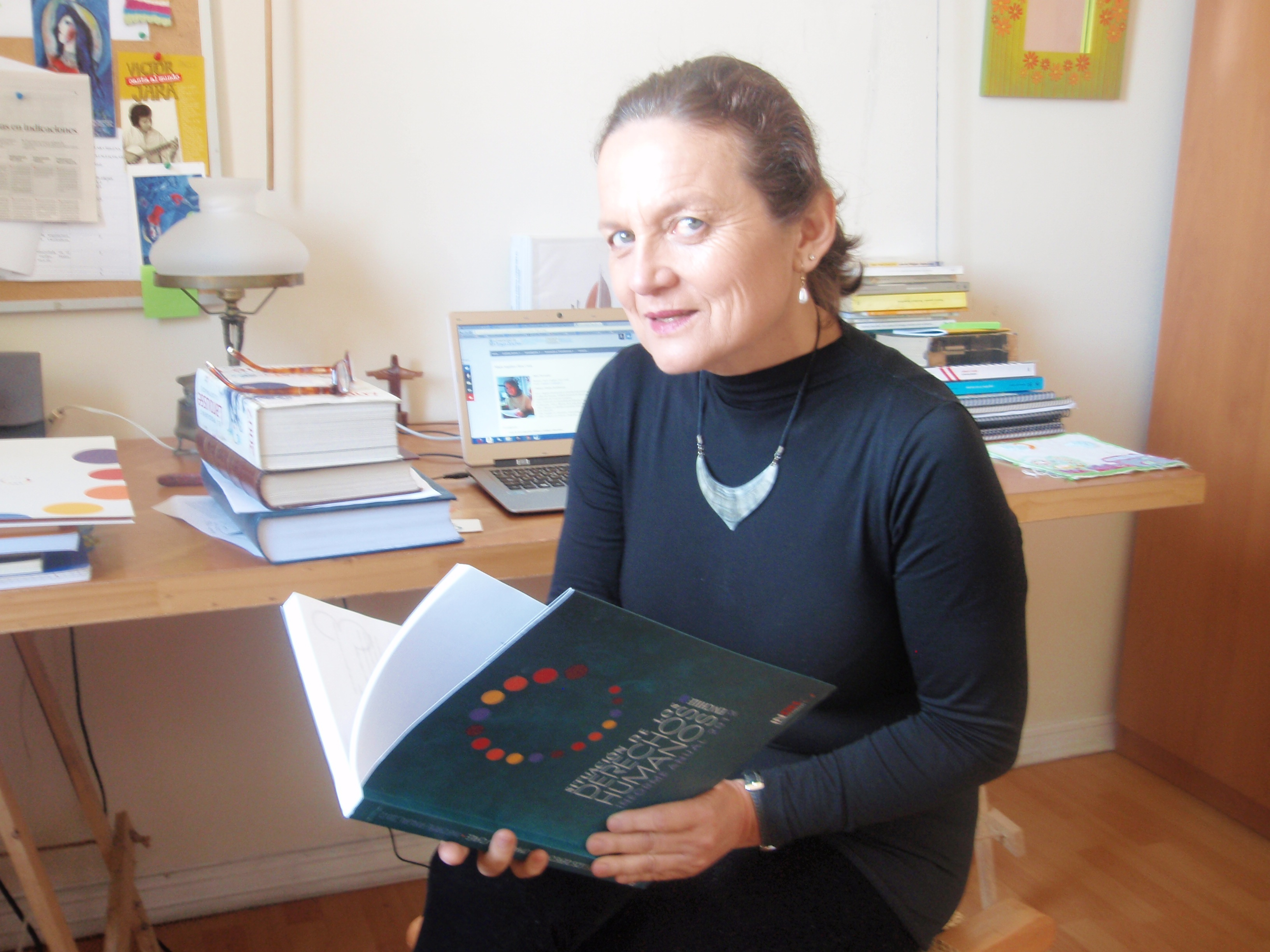 María Angélica Oliva Ureta