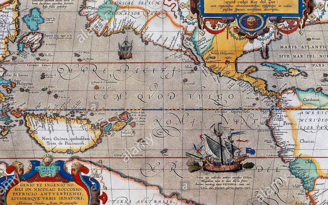 """Abiertas inscripciones para participar del congreso internacional: """"Los océanos de fronteras invisibles en la órbita de Fernando de Magallanes"""""""