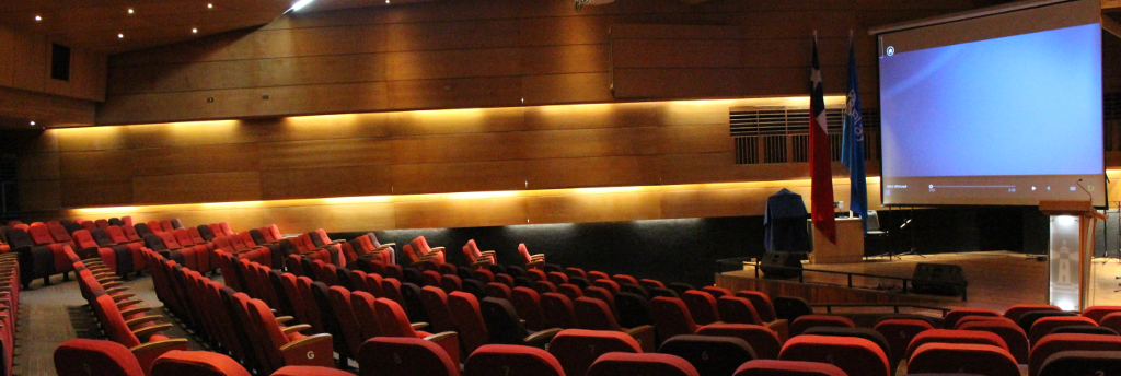 Aula Dr. Félix Morales Pettorino: Edificio destacado en Eficiencia Energética 2016
