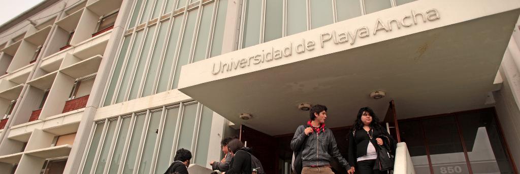 Los primeros días en la UPLA para los nuevos estudiantes