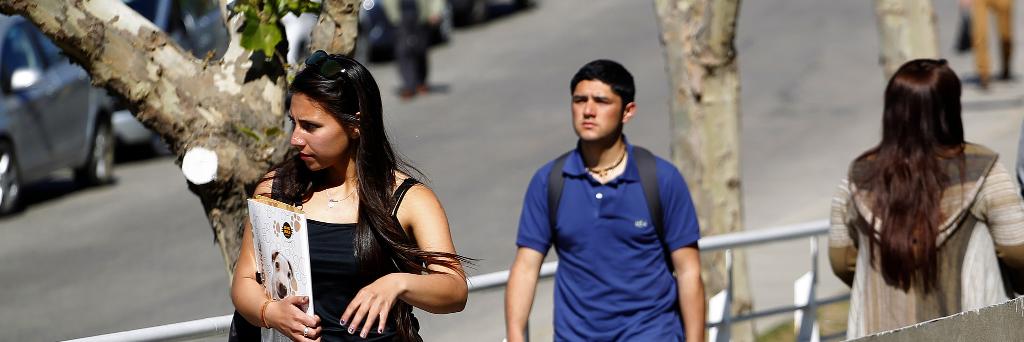 Captura fotográfica para TNE en Campus Valparaíso
