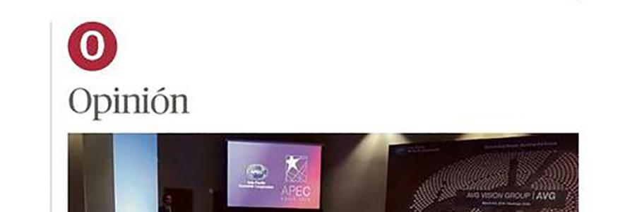 APEC 2019 y sus impactos en el país y en la región