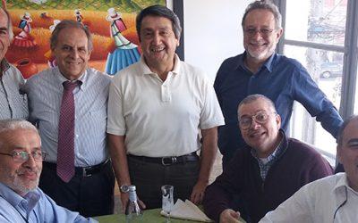 Facultad de Ingeniería reconoció la trayectoria y aporte de Ramón Donoso Alfaro