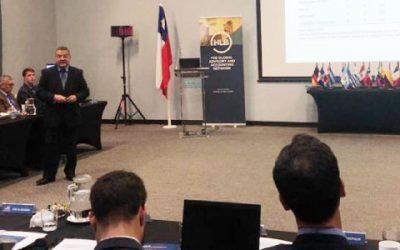 Especialista en Economía UPLA expuso en Reunión Regional de HLB Latinoamérica