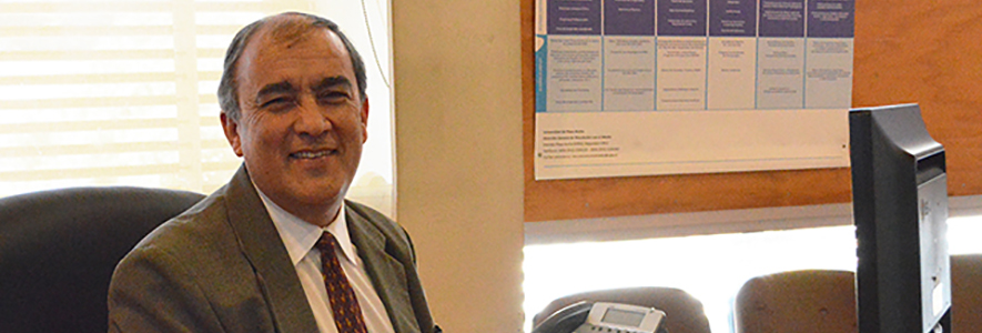 Académico de la Facultad de Ingeniería es electo dirigente nacional