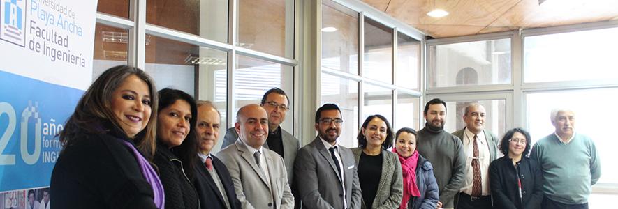 Estudiantes de Llay Llay se suman a inéditos cursos de formación de la Facultad de Ingeniería UPLA