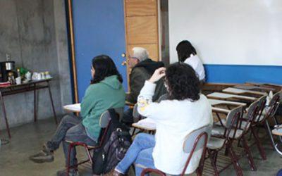 Especialista dictó interesante coloquio sobre desarrollo curricular en universidad española
