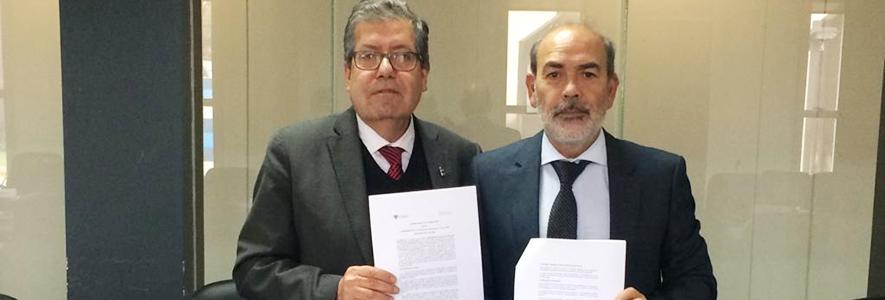 Investigación, desarrollo e innovación unirá a UPLA y Universidad de Atacama